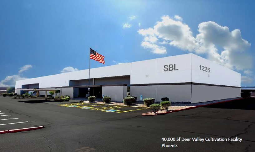 40,000 SF Cultivation Facility in Phoenix, Arizona